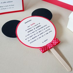 Invitatii Botez Image Group Invitatie Botez Minnie Mickey